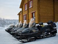 Снегоходный тур в Карелию