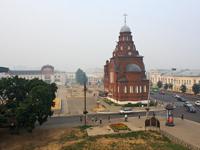 Автобусный тур из Москвы по Золотому кольцу