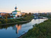 Отдых в Вологодской области на выходные