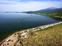 Летний отдых на Байкале в Бурятии