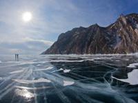 Зимний тур на остров Ольхон
