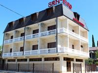 Гостиница в Гудаута на Черном море