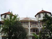 Гостиница Абхазия в Гаграх