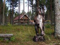 Клубный загородный отдых в Карелии