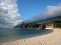 Проведение туристического похода на Байкал
