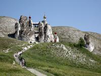 Экскурсия в пещеры и замки Воронежа