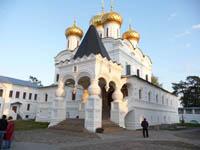 Семейный тур по России на праздники
