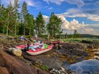 Активный отдых на Белом море