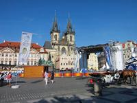 Автобусный тур в Прагу